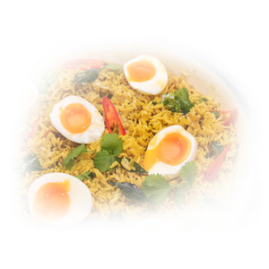 Vegetarian Kedgeree